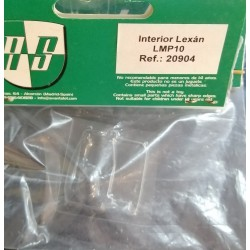 Lexan LMP10 Avant Slot