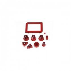 Botones mando SCP1 rojos...