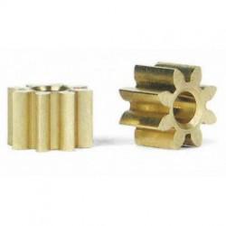 2x Piñon 8z Bronce 5.5mm...