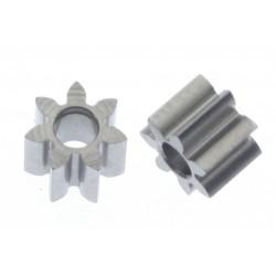 Piñon 7z 5.5mm acero MB SLOT