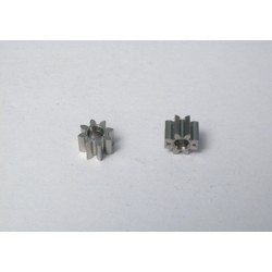 Piñon 8z 5.5mm acero MB SLOT