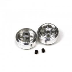 Llantas 15x8 aluminio Mitoos