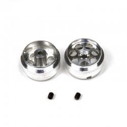 Llantas 15,7x8,5 aluminio...
