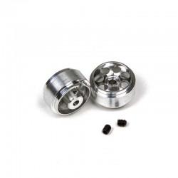 Llantas 16,7x8,5 aluminio...