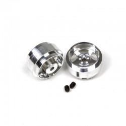 Llantas 17,5x10 aluminio...