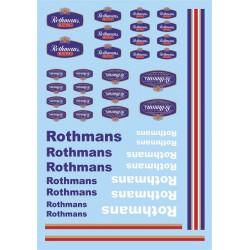 Calcas ROTHMANS Mitoos