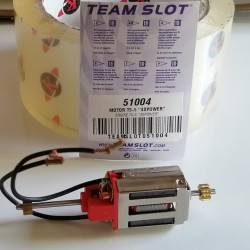 Motor TS-5 4xPower Team Slot