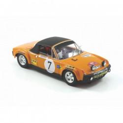 Porsche 914/6 Rally...